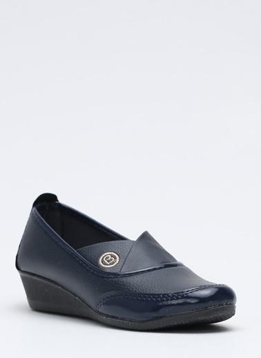 Shoes1441 Babet Lacivert